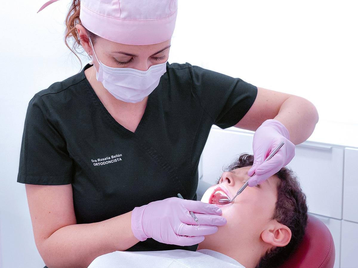 Clínica Dental Rosalía Bellón